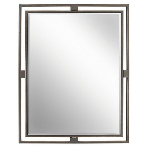 Kichler Lighting 41071Oz Hendrik Rectangular Mirror, Olde Bronze front-958135