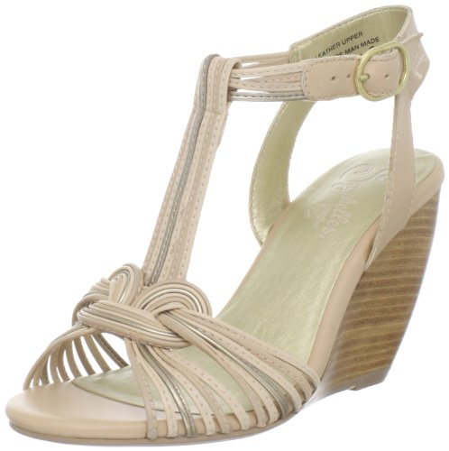 Seychelles Women's Good Ole Days T-Strap Sandal,Tan Multi,8 M US