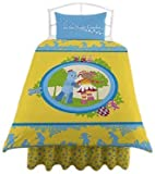 Zap In the Night Garden Duvet Set, Single