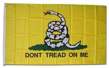 Gadsden - 3' X 5' Polyester Gadsden Flag