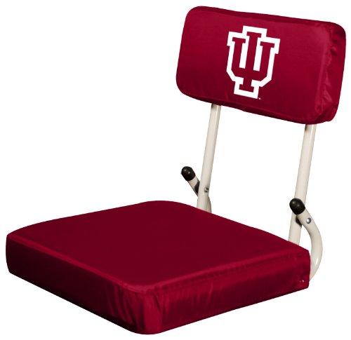 NCAA Indiana Hoosiers Hard Back Stadium Seat Sporting ...