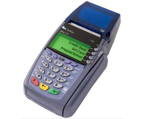 VeriFone VX510 Dual Com, 12Mb, Credit Card Terminal, Machine, M251-060-34-NAA, Dial Up, Ethernet, Internet Communication, PCI PED Approved, Internal PIN Pad, Integrated Thermal Printer, Supports Multiple Applications