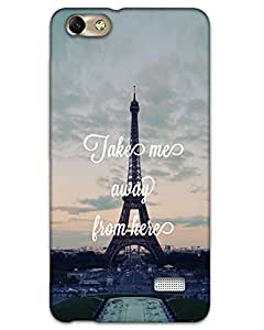 WEB9T9 Huawei Honor 4X Back Cover Designer Hard Case Printed Cover
