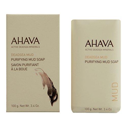 AHAVA Dead Sea Purifying Mud Soap, 3.4 fl. oz. (Ahava Purifying Mask compare prices)