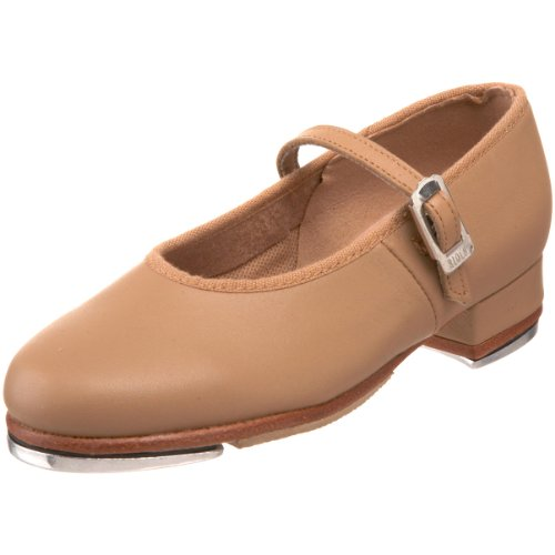 Bloch Dance On Tap Shoe (Toddler/Little Kid),Tan,1 X Us Little Kid front-984315