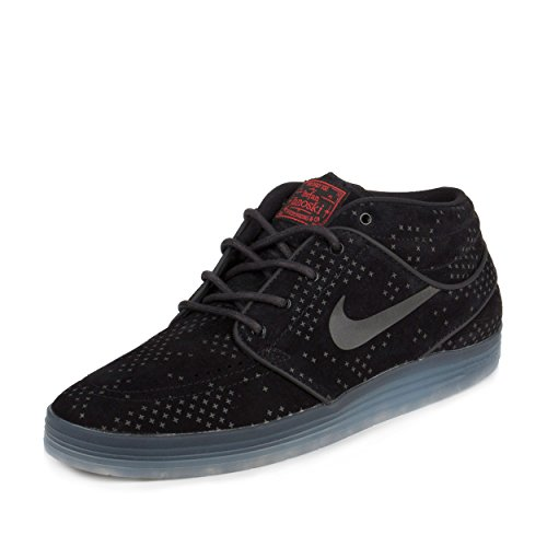 big sale 09f8f 4715c ... Men   Shoes   Fashion Sneakers   B015LDY6B4. Nike Mens Lunar Stefan  Janoski Mid Flash Black Clear Black