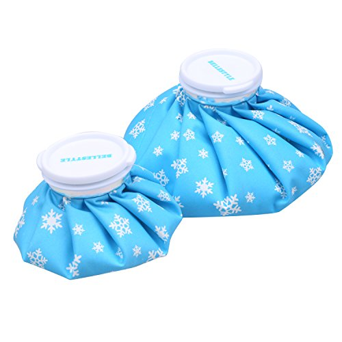 BELLESTYLE Ice Bag,2 Pack[9
