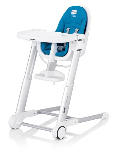 Zuma Highchair - Light Blue