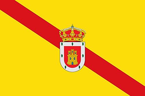 magflags-bandera-large-municipio-de-nogales-en-badajoz-espana-90x150cm