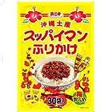 上間菓子店 浜乙女 スッパイマンふりかけ 30袋入×5袋