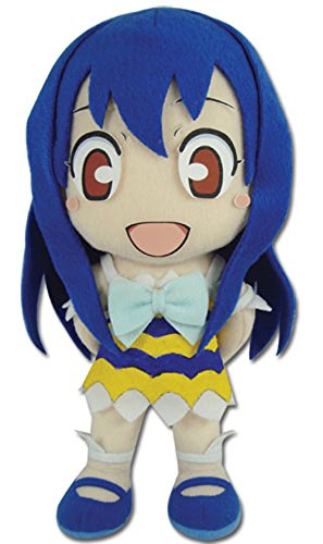 Great Eastern Fairy Tail 9″ Wendy Marvell Plush image