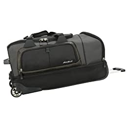 "Product Image Eddie Bauer Rainier 27"" Horizontal Drop Bottom Duffle - Brown"