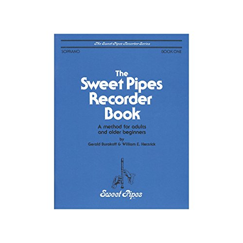 Rhythm Band School Children Musical Instruments Sweet Pipes Recorder Bk 1 Sop - 1
