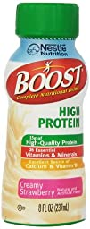 Boost Hi Protein Strawberry Ready To…