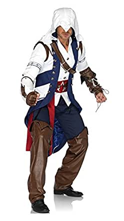 Leg Avenue Mens Assassin's Creed III Connor Costume