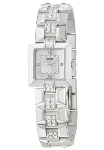 Concord La Scala Women's Quartz Watch 0309400