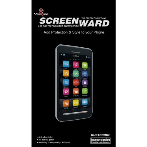 Screenward Clear Screen Protector Scratch Guard For Yu Yureka