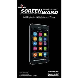 Screenward Front+Back Clear Screen Protector Scratch Guard For Sony Xperia Z LT 36i