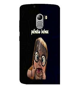 PrintDhaba Padhaku Baccha D-4692 Back Case Cover for LENOVO K4 NOTE A7010 (Multi-Coloured)