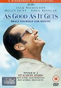 As Good as It Gets [Import anglais]