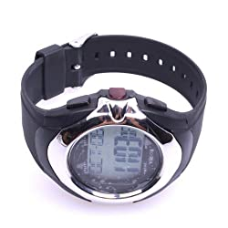 Pulse Heart Rate Monitor Calories Counter Fitness Watch from new brand