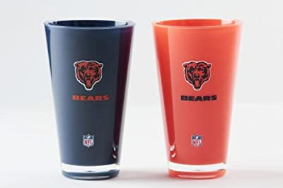 Duck House 9413101629 20 oz. Chicago Bears Tumbler