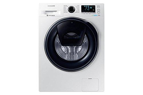 Samsung - lavatrice a carica frontale a libero posizionamento WW 90 K6414 QW da 60cm