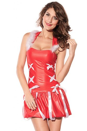 Dear-Lover Women's Christmas Princess Outfit