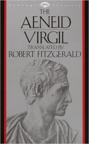The Aeneid (Vintage Classics) written by Virgil