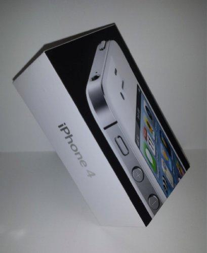 Apple iPhone 4 8GB (White) – Verizon