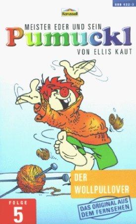 Meister Eder und sein Pumuckl 5: Der Wollpullover [VHS]
