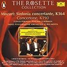 Sinfonia concertante KV 364 / Concertone KV 190