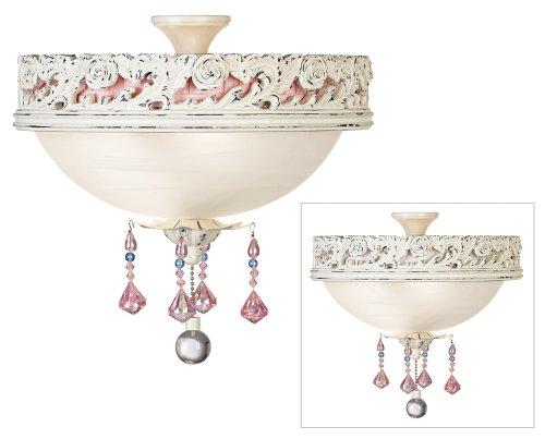 pretty-in-pink-pull-chain-ceiling-fan-light-kit
