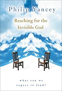 "Cover of ""Reaching for the Invisible God&..."