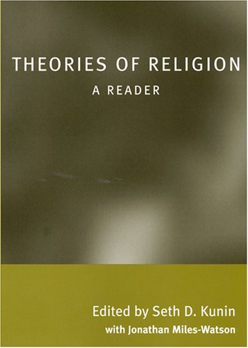 Theories of Religion: A Reader