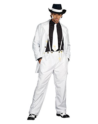 Zoot Suit Riot Adult Costume Size:2 XL