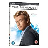 The Mentalist: Complete Season 2 And DVD Exclusive Bonus Features (5 Disc Box Set) [DVD]