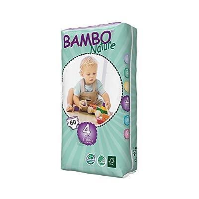Beaming Baby Bambo Maxi Nappies Size 4 60's