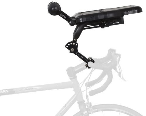 FitDesk Pro Universal Mounted Bike Desk by Revo Innovations