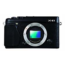 Fujifilm X-E1 Systemkamera, 16 MP