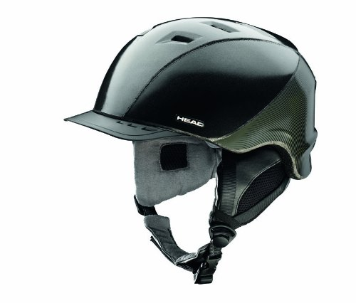 Head Viant Brim Helmet - Black, X-Small