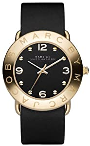 Marc by Marc Jacobs Women's MBM1154 Amy Black Dial Watch by Marc by Marc Jacobs