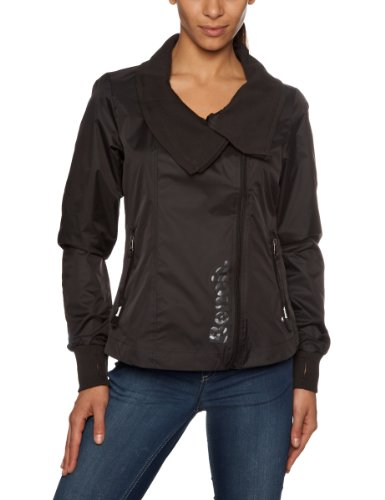 Bench Whirly Double Breasted Womens Jacket Black