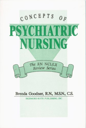 Concepts of Psychiatric Nursing (RN NCLEX Review)