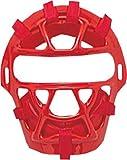 ZETT(ゼット) 少年野球 軟式 キャッチャー マスク BLM7200 レッド