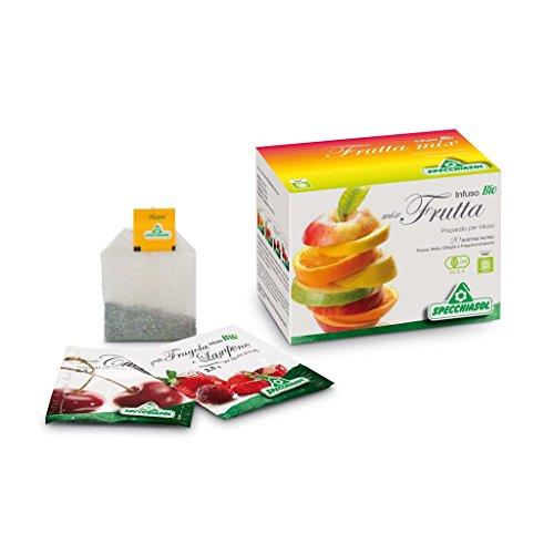 Specchiasol Linea Infusi e Tisane Bio Infuso Mix Frutta Confezione 20 Buste