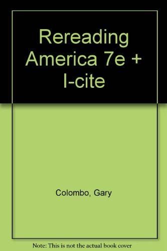 Rereading America 7e & i-cite