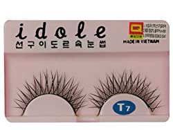 Sunku Idole EYELASH WITH GLUE T7