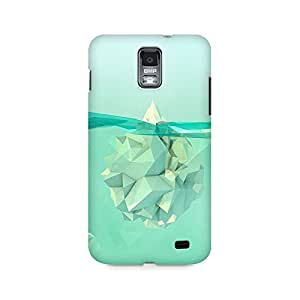 Mobicture Icy Premium Printed Case For Samsung S2 I9100/9108