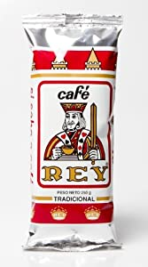 Cafe Rey Tradicional Costa Rica Ground Coffee- (250 Gr)